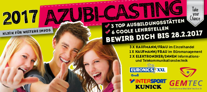 Azubi-Casting 2017